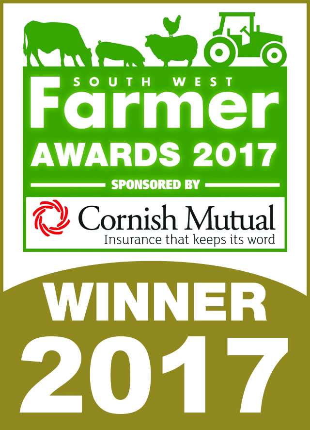South West Farmer Sheep Farmer of the year award 2017